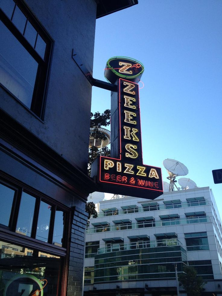 Zeek's Pizza, Seattle - 419 Denny Way, Belltown - Menu & Prices - TripAdvisor