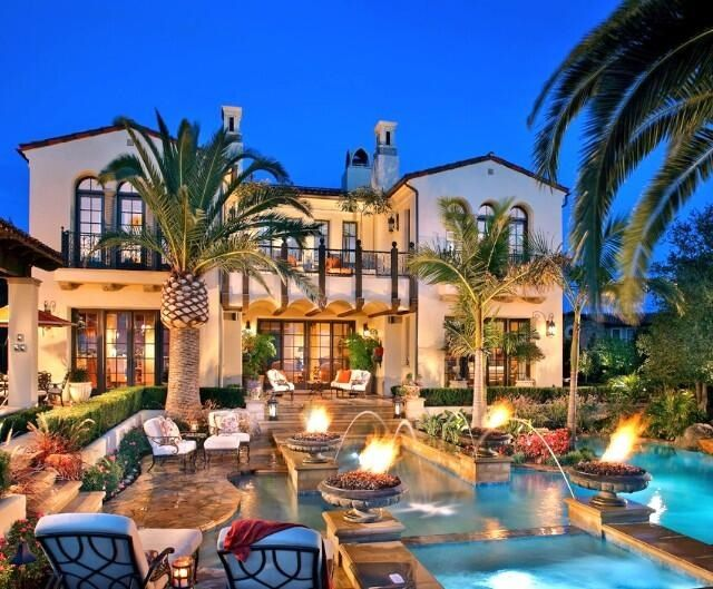 New port beach california home sweet home pinterest for Pool design orange county