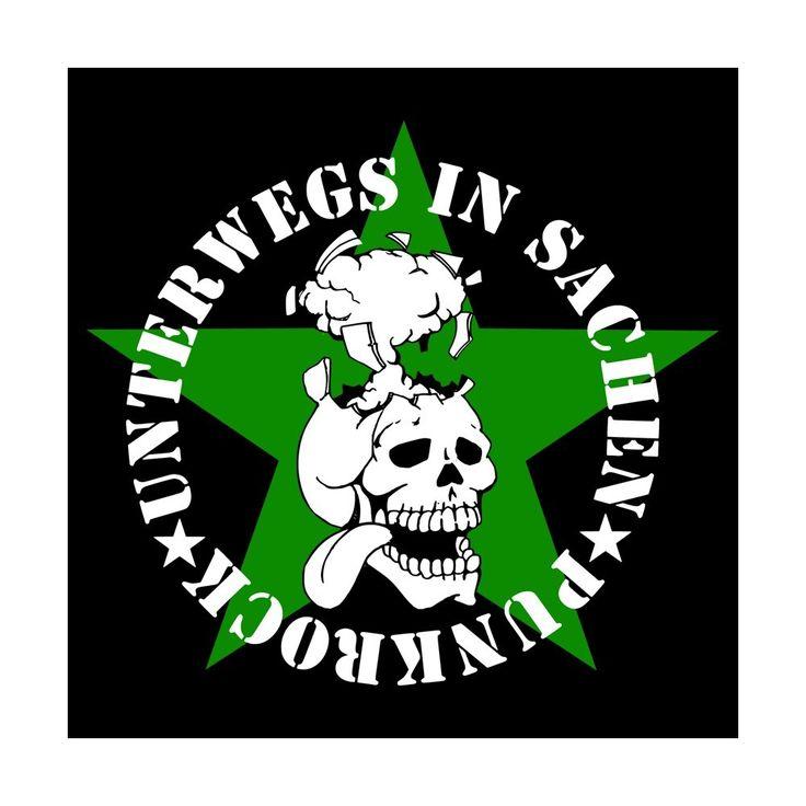 Unterwegs in Sachen Punkrock Aufnäher/Patch