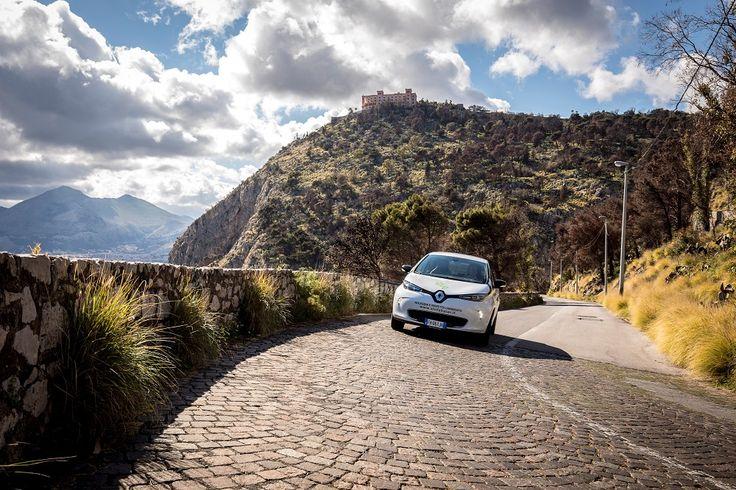 Pour visiter la Sicile, 200 voitures électriques s'ouvrent à la location