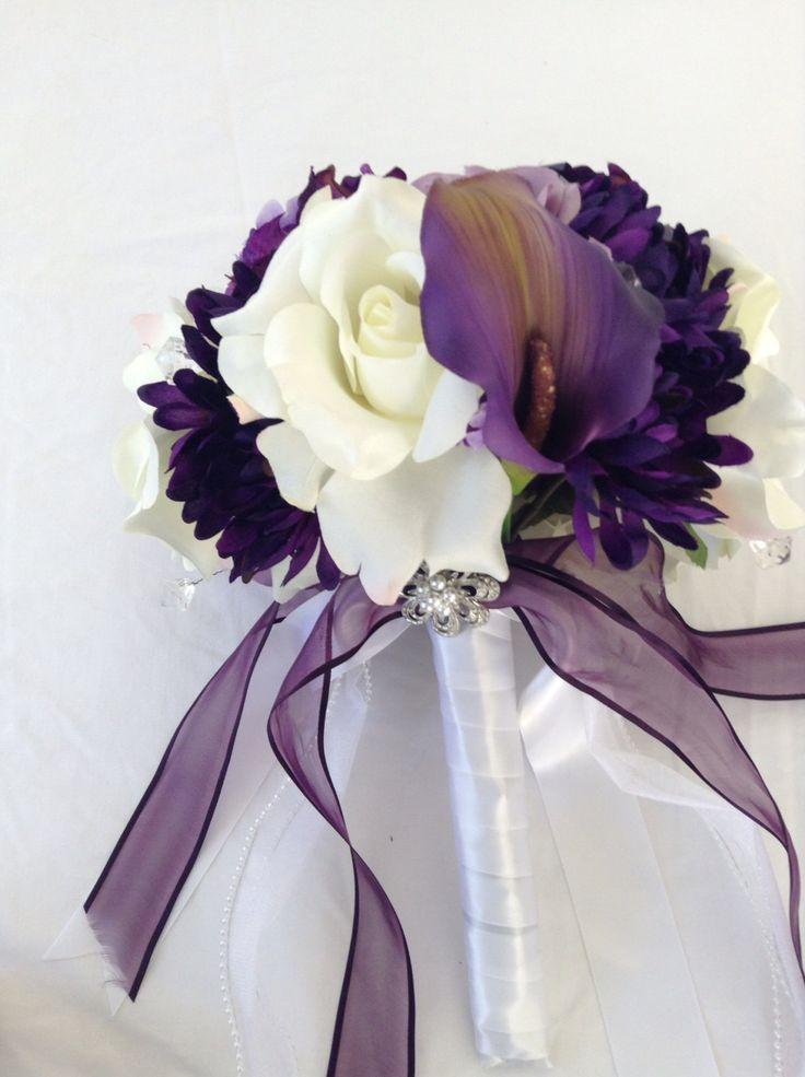 Purple wedding #royalpurple