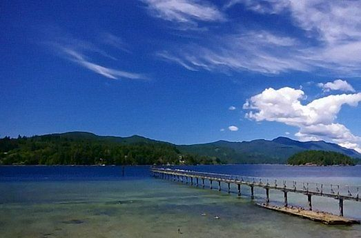 Sechelt has inland lakes. Considered to be part of the Sunshine Coast of Western Canada (Pacific Ocean) -Brotish Columbia.