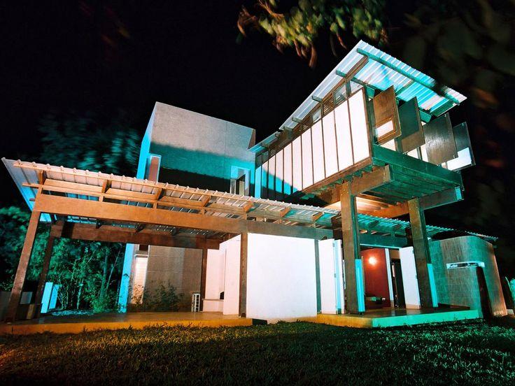 Weekend Pavilion,Courtesy of Architecture Paradigm