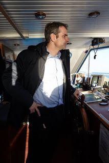 aylogyros news: Ο Αι Νικόλας… έχρισε καπετάνιο τον Κυριάκο