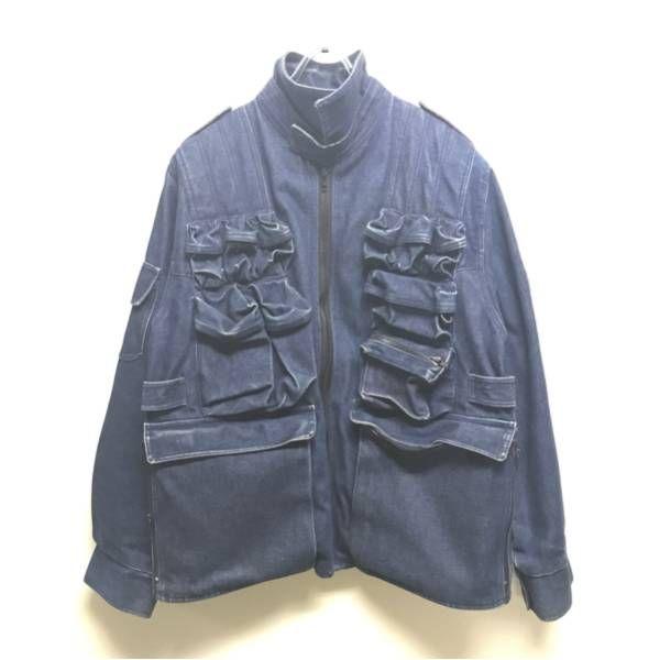InJapan.ru — 90s винтаж... джинсы куртка vexed generation raf simons issey miyake acronym Англия... — просмотр лота