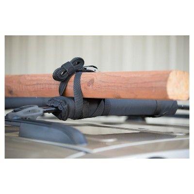 Advantage Sports Rack Roof Rack Cargo Cushions - 18, Black