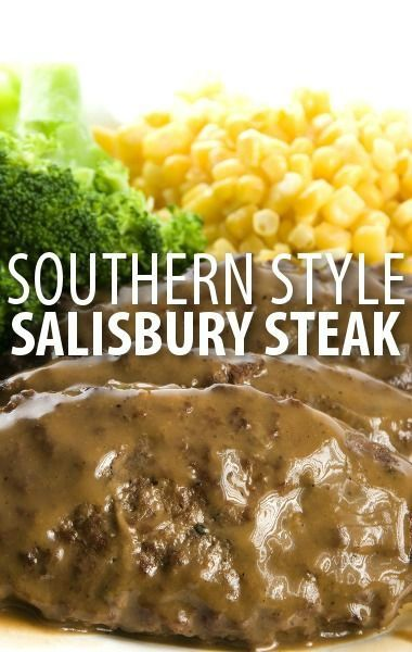 The Chew's Michael Symon prepared a debatably Southern dish for the show's Southern Comfort-themed Viewers' Choice show with Salisbury Steak.