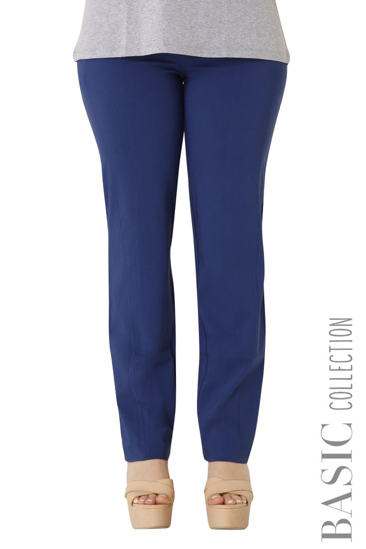 An all-time classic line trousers. It has a mid leg seam which flatters every body shape. Available in 8 colours!