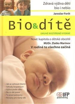 Kniha se zabývá zdravou výživou dětí od prvních soust kojenců až po školáky s využitím biopotravin.