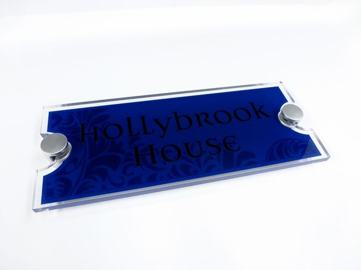 House signs name plates   #ShareTheWarmth of this Blue House Sign #BlueIsTheWarmestColor when applied  to a #design such as the De-signage RX351 Designer House Sign  pic.twitter.com/kkZchDGPbL http://www.de-signage.com/modern-acrylic-house-sign.php …