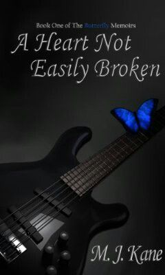 A Heart Not Easily Broken by M.j. Kane http://www.amazon.com/Easily-Broken-Bu tterfly-Memoirs-ebook/dp/B009DID8HW/