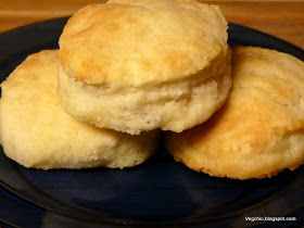 vegan Popeyes Biscuits