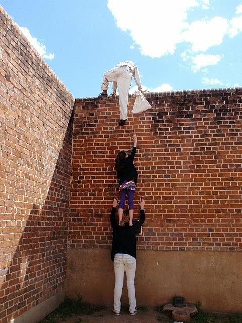 Old Dubbo Gaol, Dubbo, NSW, Australia