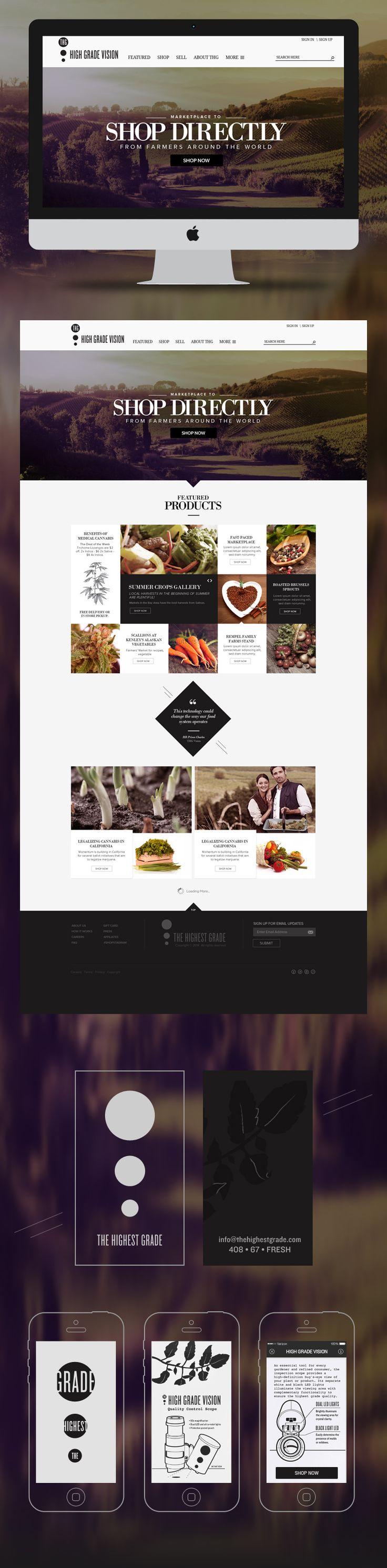 THG: Website Design by Naresh Kumar