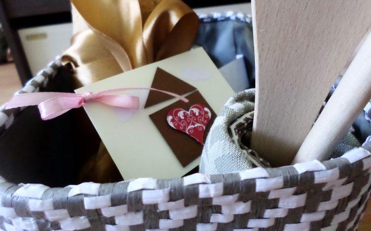 Kézzel készített ajándék kártya háztűznéző ajándék mellé/handmade, gift, card, house, visite