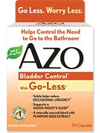 AZO Bladder Control Products | Healthy Bladder Control Tips: Cut down on caffeine and alcoholic beverages; both can irritate the bladder. Avoid citrus fruits and citrus juices for the same reason. Limit soft drinks; carbonated beverages and artificial sweeteners can also irritate the bladder. Some people are helped when they cut out spicy food and tomato based dishes. Some people report that chocolate is an irritant, try reducing your intake. (Sorry!) Eat plenty of non-acidic fruits, such…