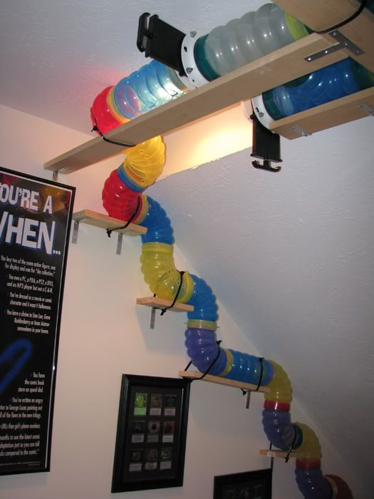 Ferret Tunnel | Tunnel and cage system | The Holistic Ferret Forum