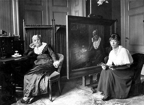 Wilhelmina Drucker, pionier vrouwenrechten / Wilhelmina Drucker, women's rights pioneer by Nationaal Archief, via Flickr