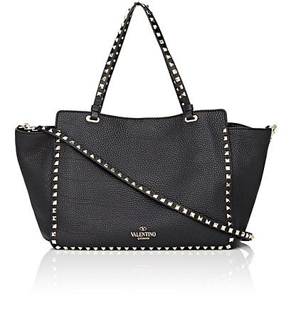 Valentino Rockstud Medium Tote Bag - Totes - 504932285