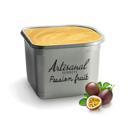 Passion Fruit Sorbet 2.5L