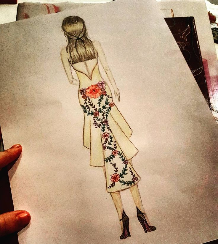 "10 aprecieri, 1 comentarii - C.A. (@c.a.ilustratii) pe Instagram: ""#flowers #dress  #illustrationart #schita #illustration #art #yellow #arta #desing #imaginationarts…"" #image #day #creativ #colection"