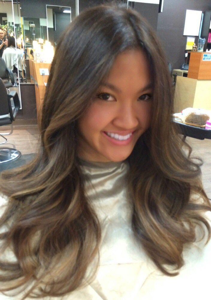 Highlight for asian hair gallery hair extension hair partial highlights for asian black hair the best black hair 2017 brute with caramel highlights fringe pmusecretfo Choice Image