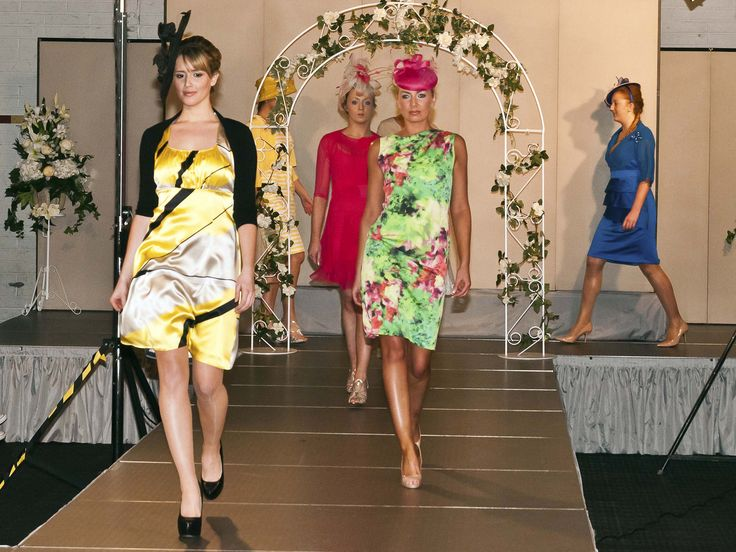 Hi lights from the Patrician Academy Fashion Show March 13 at Mallow GAA Complex