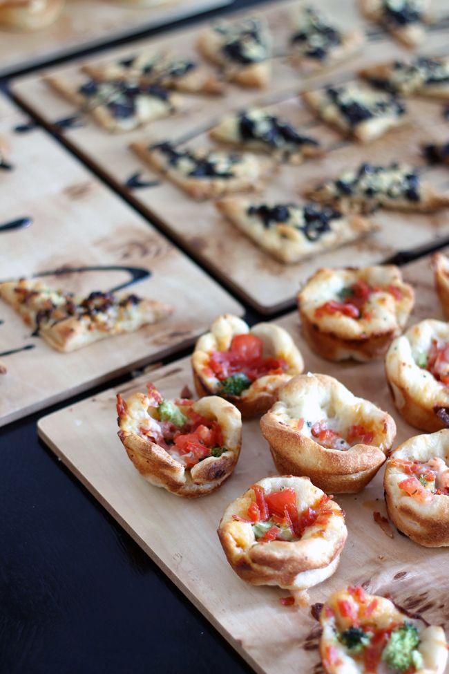 Mini Pizzas & Flatbreads