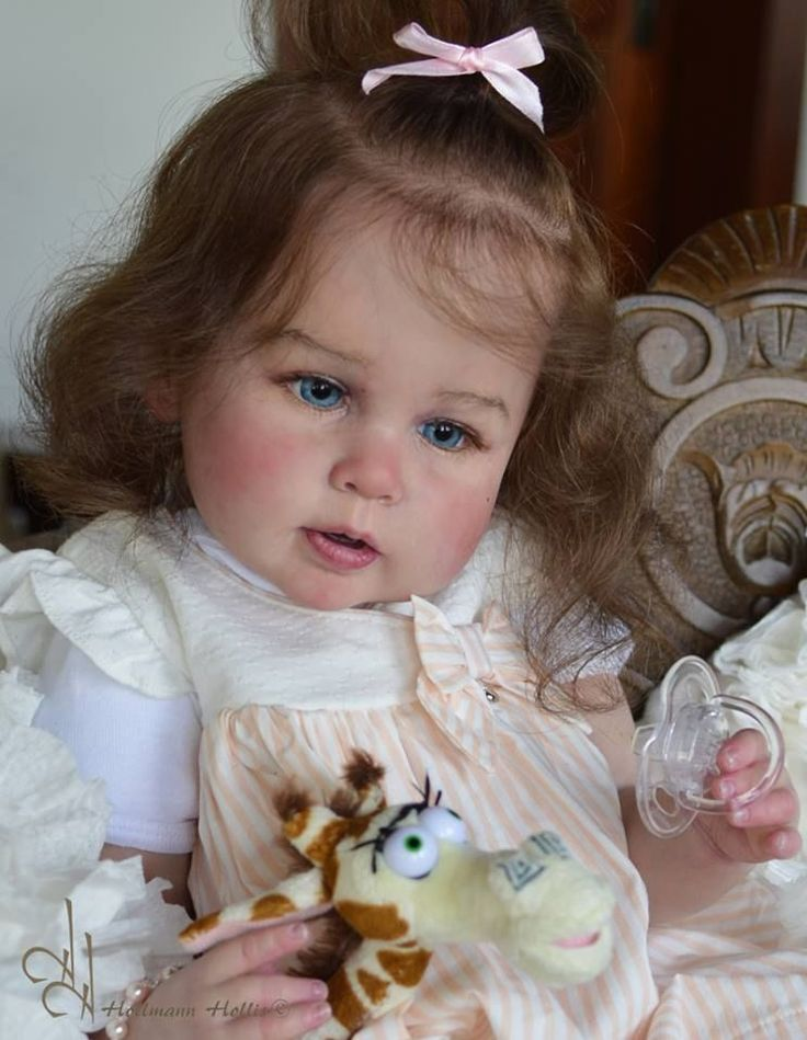George Toddler by Ping Lau - (inspired by Prince George) - Online Store - City of Reborn Angels Supplier of Reborn Doll Kits and Supplies