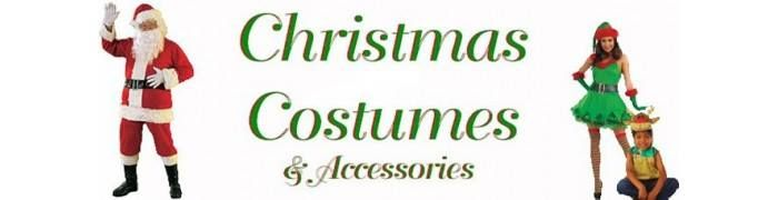 Christmas and New Year are the seasons for fancy dress parties, masked balls and simply dressing up for fun in the home. Find the best Christmas Costumes and Accessories of Your Choice and More at   #Christmascostume #Christmasparty #Christmasaccessories #Dec25 #Ireland