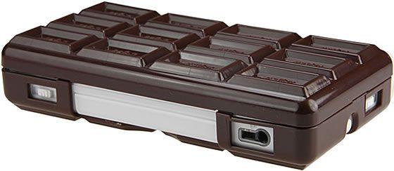 Chocolate Nintendo DS Case