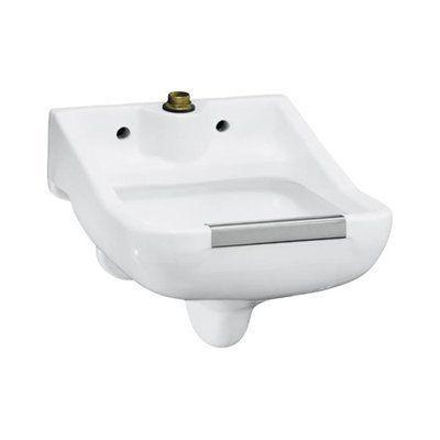 Kohler Co. 12867-0 Camerton Service Only Commercial Sink, White