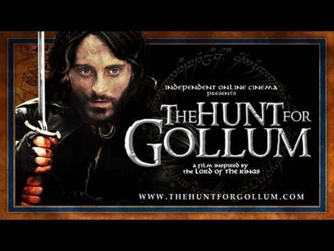 """""""The Hunt For Gollum,"""" A LOTR Prequel, I have to say I was very impressed... Not from Peter Jackson or New Line Cinema, but rather a small group of devout fans who made the film for 3000 pounds, and released it free of charge.  The story takes place between The Hobbit, and The Fellowship in series, and is based on the appendices from Tolkien's works."""
