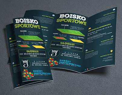 "Check out new work on my @Behance portfolio: ""Sports field brochure"" http://be.net/gallery/37600897/Sports-field-brochure"
