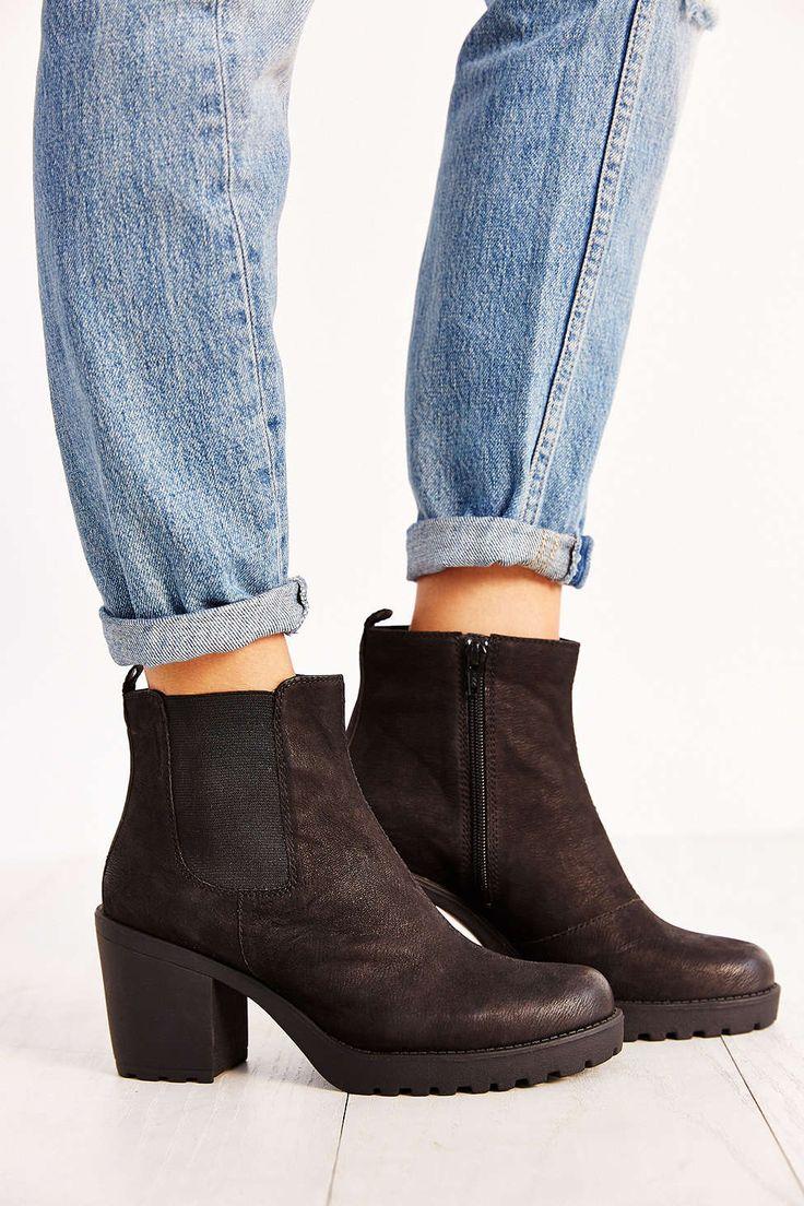 Vagabond Grace Platform Ankle Boot - Urban Outfitters