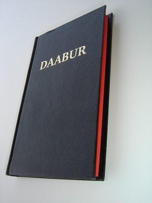Afar Language Bible Portion The Poetic Books: DAABUR Migaq Le Kitaaba / Yallih Qangara Kitaabah Bicissa Eglaali   $47.99