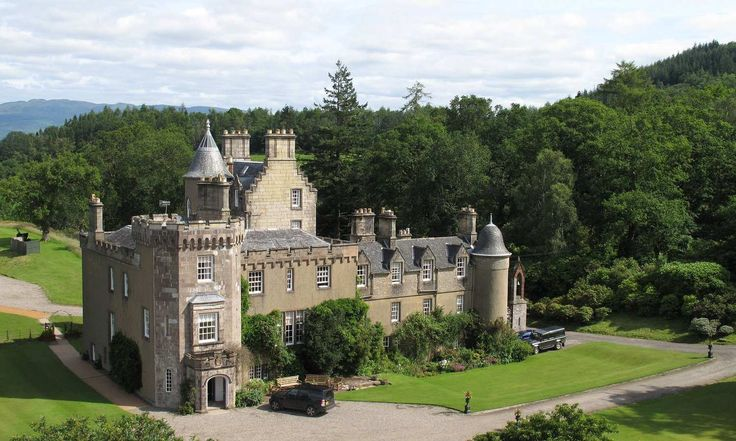 Boturich Castle, Loch Lomond, Ballach, near Alexandria, West Dunbartonshire, Scotland. Boturich Castle is a beautiful wedding venue located approximately  2 miles north of Balloch via Mollanbowie Rd.