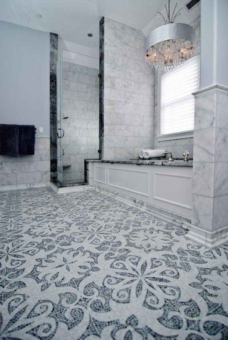 arabella stone mosaic floor