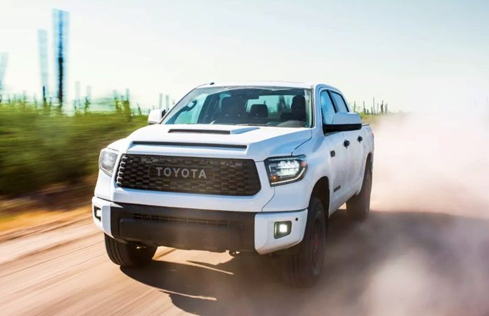 2021 Toyota Tundra Hybrid Usa Review Toyota Tundra Is One Of The Oldest Full Size Trucks For Sale Today Whereas Manufacturers Such As Ford Ram And Chevrolet