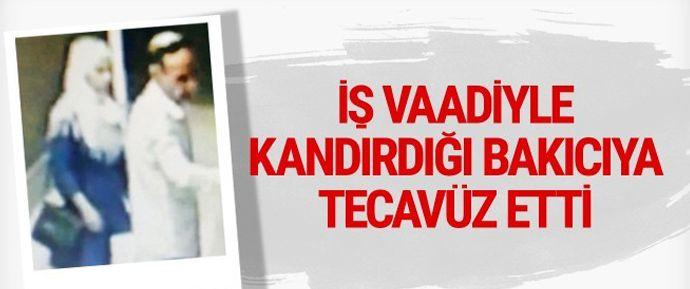 İstanbul Esenyurt'ta cep telefonu ticareti yapan tüccar, iş vaadiyle kandırdığı Özbekistanlı bakıcı kadını, yaşadığı lüks rezidansın 246 numaralı dairesine götürüp tecavüz etti.