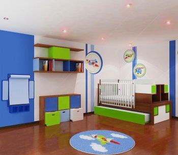 121 best images about ideas para el hogar on pinterest - Decoracion para cuartos de bebes ...