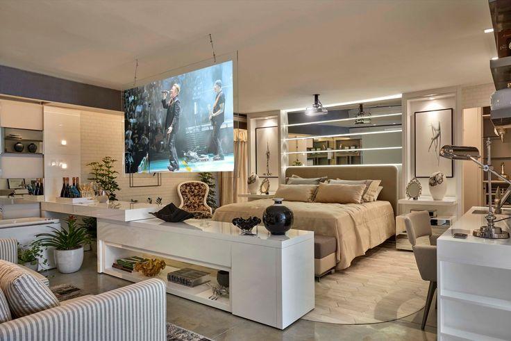 10 inspirações de quartos de casal - Lider Interiores