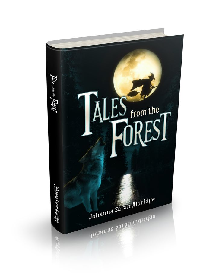 Designs | Book Cover for Children's / YA Book About Magic / Wolves / The Forest (aged 10-12) | Book cover contest