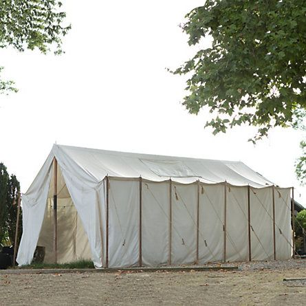 25 b sta canvas wall tent id erna p pinterest for Build your own canvas tent