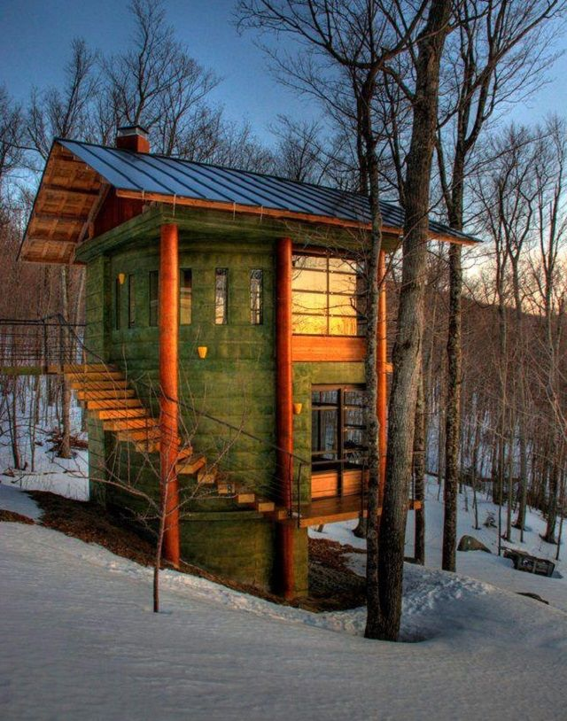 17 best images about little piggy house on pinterest Silo home plans