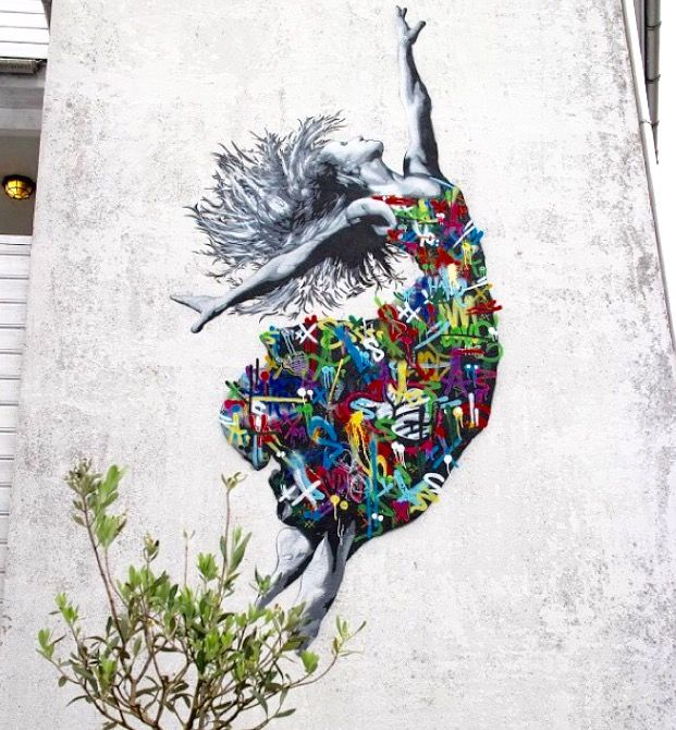 Print av Martin Whatson ( Stavanger, Norway, 9/15 (LP)