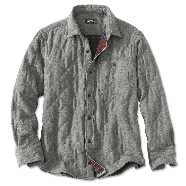 Just found this Mens Quilted Shirt Jacket - Quilted Shirt Jacket -- Orvis on Orvis.com!