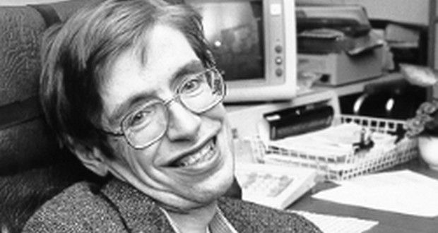 Stephen Hawking - Out4Mind