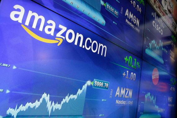 Стоимость акций Amazon впервые достигла $1000 https://www.vedomosti.ru/technology/articles/2017/05/30/692195-aktsii-amazon  Рост фондового рынка США сейчас обеспечивают технологические гигантыThe post Стоимость акций Amazon впервые достигла $1000 appeared first on Рубль.