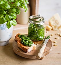 Recipes | Pesto | Louise Fulton Keats